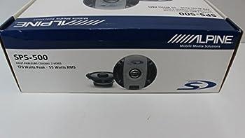 Alpine Sps500 Sps-500 Sps-500 Type-s 5-14 2-way Car Speakers 3