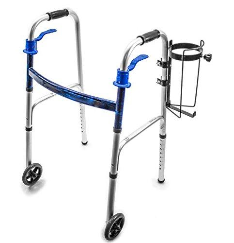oxygen tank holder jo2w for walker rollator walking aid tube mount o2h carrier