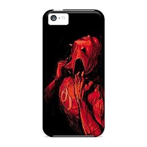 Customcases88 Apple Iphone 5c Excellent Hard Phone Cover Provide Private Custom Trendy Daredevil I4 Image [GLp2209hrDw]
