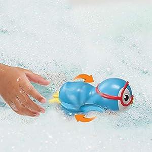 Munchkin Swimming Scuba Buddy Wind Up Bath Toy