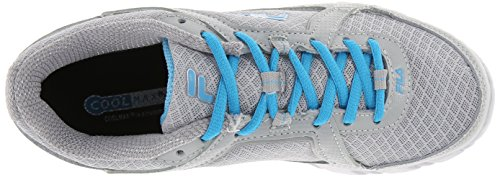Silver Highrise Women's Finest Hour 4 Fila Running Shoe Blue Ethereal Dark v6HpqSSwY