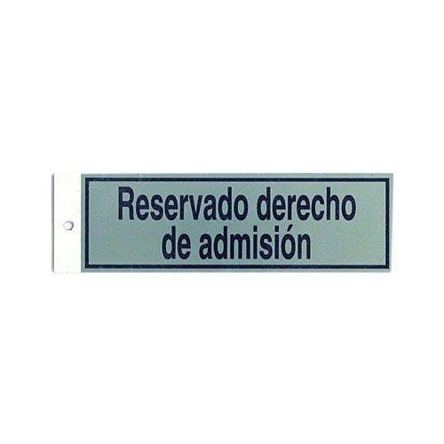 Rotulauto - Pictograma Ltd. 180X60 Reserv.Admis: Amazon.es ...