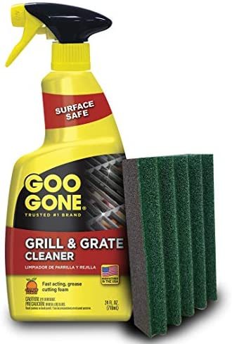 Goo Gone Grill Cleaner Pad