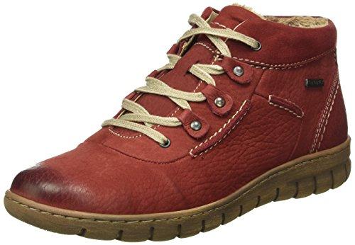 Josef Seibel Steffi Son 13, Zapatillas de Estar por Casa para Mujer Rojo - Rot (Carmin 388)