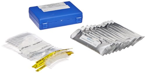 Orbeco-Hellige L56B006001 Legionella Field Test Kit, 100L Test Volume, 10 Tests by Orbeco Hellige