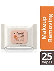 Aveeno Ultra-Calming Cleansing Makeup Removing Wipes...