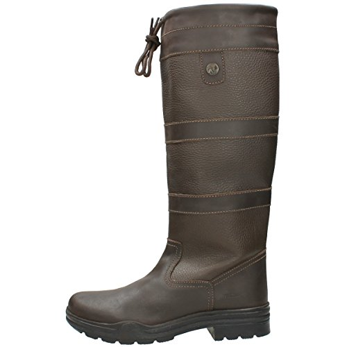 Boot Kensington Horka Long Long Boot Horka Kensington Brown U8OqwY