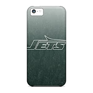 Premium New York Jets Heavy-duty Protection Cases For Iphone 5c