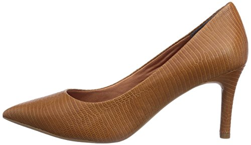 Emboss Motion Femme 75mmpth Total Brown Marron Lizard Rockport valigia Escarpins IxzwvdH