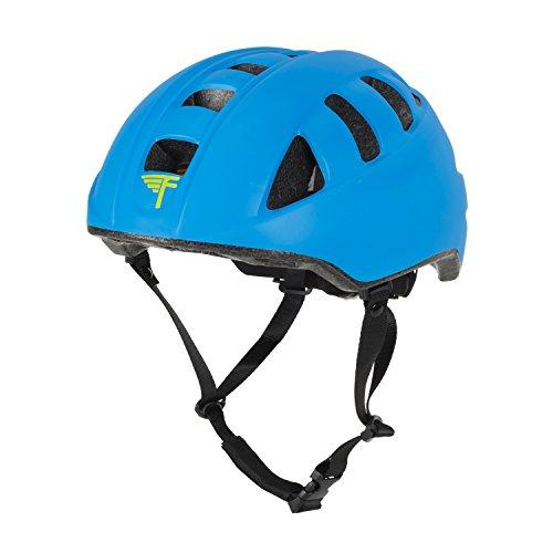 Flybar Junior Helmets for Kids (Blue, Medium) -