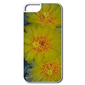 Funny Yellow Cactus Flowers IPhone 5/5s Case For Her