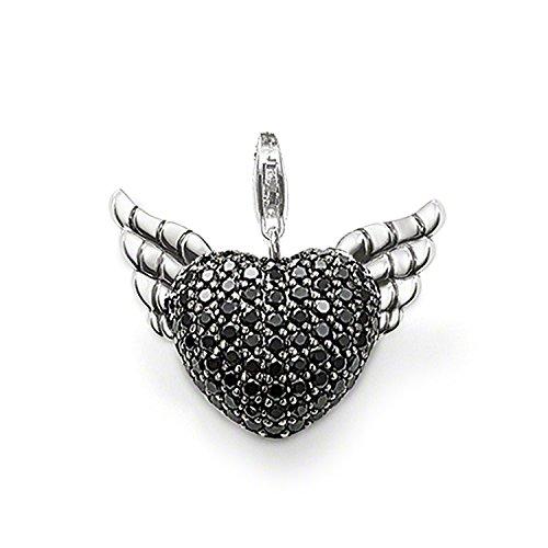 Amazon thomas sabo winged heart pendant with lobster clasp jewelry thomas sabo winged heart pendant with lobster clasp aloadofball Gallery