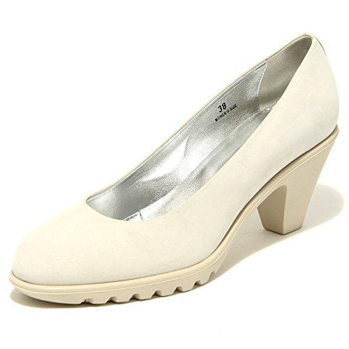 164 Scarpa 76604 Vintage Donna Fondo Shoes Donna Avorio Women Decollete Hogan WEYqd4wY