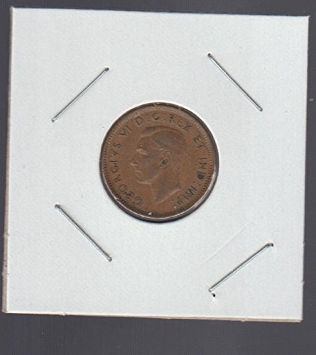 1943 Canada Classic Head Left Cent Choice Extremely ()