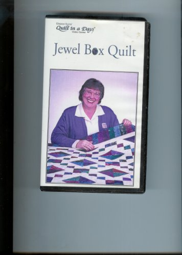 Day Quilt (Quilt In A Day, Jewel Box Quilt)