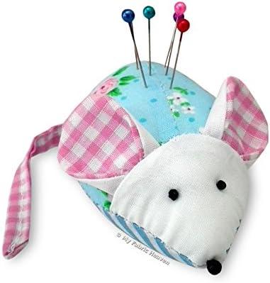 4 x patrones de costura diseño independiente. Muñeca de trapo, oso de peluche, almohadilla con forma de ratón y búho con fácil Tutorial estilo instrucciones. Sarah muñeca de trapo, Harley oso de