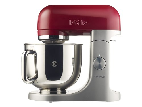 Kenwood K Mix Kitchen Electric Stand Mixer Red (Large Image)