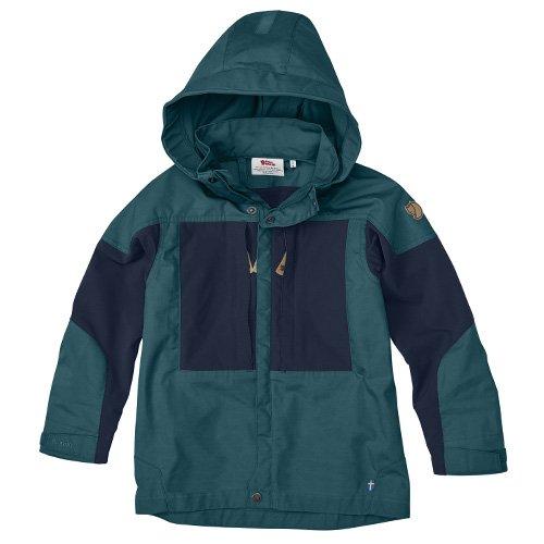 Fjallraven - Kid's Keb Jacket, Glacier Green, 128