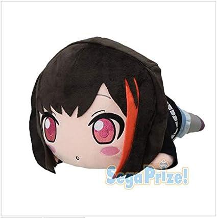 Sega Bandori Girl Band Party MJ Nesoberi Stuffed Soft Plush 40cm Yukina Private