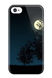 Forever Collectibles P Hard Snap On Iphone 4/4s Case