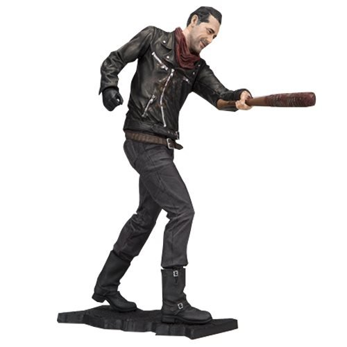Mcfarlane Toys The Walking Dead 10  Negan Merciless Edition Deluxe Action Figure