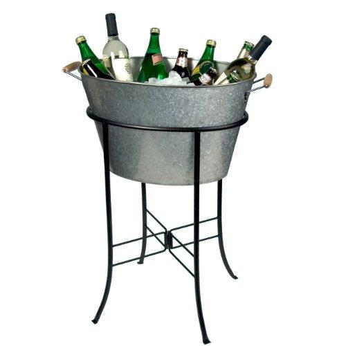 Artland Masonware Party Stand Galvanized product image