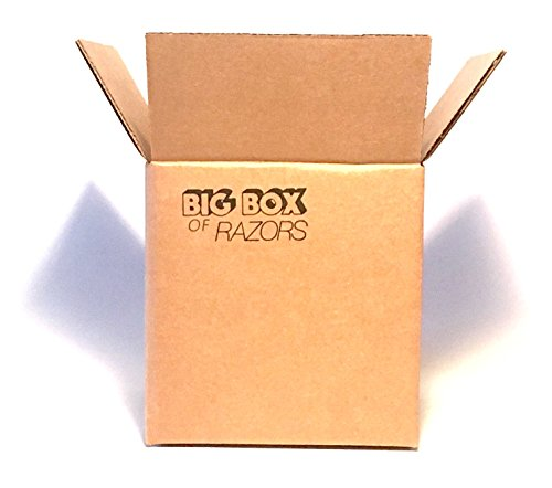 1,000 Box of Bulk Wholesale Disposable Twin Blade Razors for Men and Women by Big Box of Razors (Image #7)