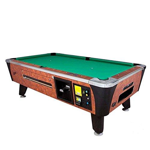 Valley-Dynamo Dynamo Sedona Coin Op 6 1/2' Pool Table with DBA