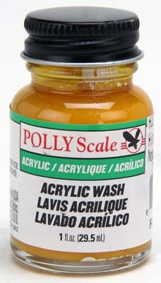 FLOQUIL F414445 Polly Scale Hickory Wash 1 oz FLOR4445