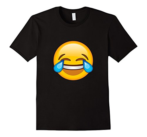 Tears of Joy Emoji T-shirt