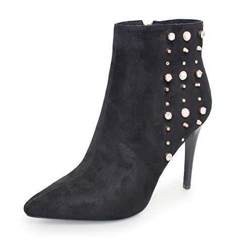 Lunar Livvy Heeled Heeled Black Boots Lunar Boots Livvy Lunar Black Livvy Heeled n0xwqT8CC
