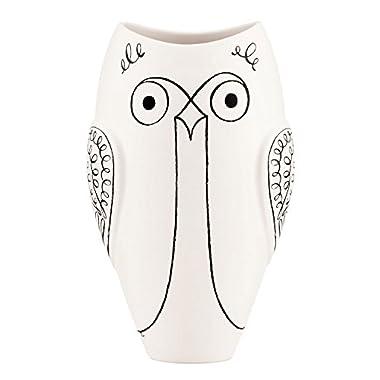 kate spade new york Owl Vase, 8