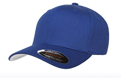 Flexfit V-Flexfit Cotton Twill Fitted Hat 5001 XXL (7 3/8