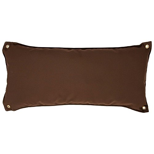 Pawleys Island Hammocks Canvas Cocoa Hammock Pillow