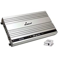 Lanzar OPTI4000D Optidrive 4000 Watt Mono Block Digital Competition Class Amplifier