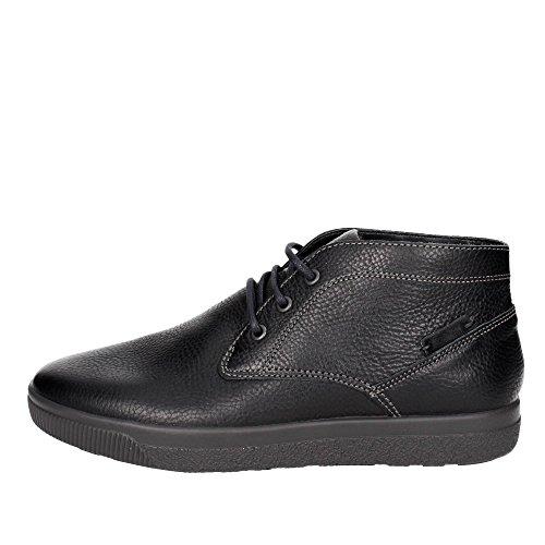 Imac 81560 High-Laced Boots Man Black nQ7iekKk9R