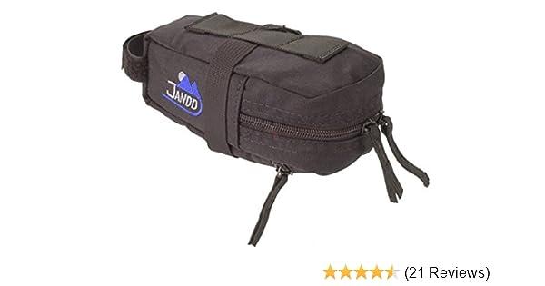 Amazon.com : Jandd Mini Mountain Wedge Bag, Black : Bike Seat Packs ...