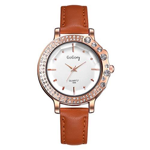 Aoesila Gogoey Sleek Minimalist Luxury Flat Dial With Diamond Belt Quartz Female Watch Beautiful Watch