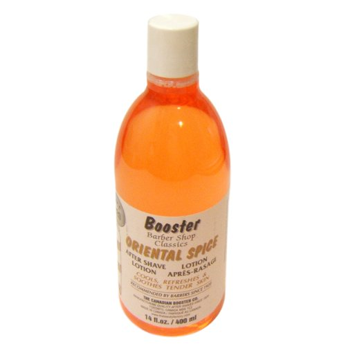 Booster Classic Oriental Spice Shave Lotion, 400 ml. by ()