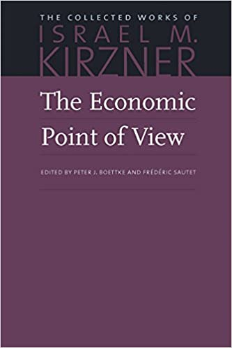 Descargar Bitorrent Economic Point Of View: An Essay In The History Of Economic Thought: Volume 1 De PDF A Epub