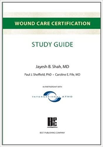 Wound Care Certification Study Guide 9781930536616