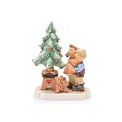 ISDD Cuckoo Clocks Hummel figurine wonder of Christmas, original MI Hummel Collection, gift-boxed