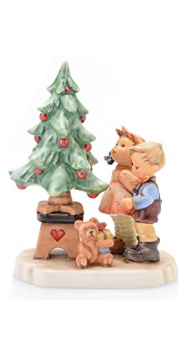 ISDD Cuckoo Clocks Hummel figurine wonder of Christmas, original MI Hummel Collection, gift-boxed
