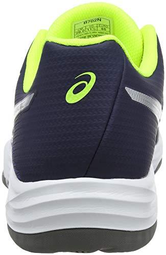 400 Azul Gel Hombre para Zapatos Voleibol Peacoat Tactic de Silver Asics nAOqvwUPv
