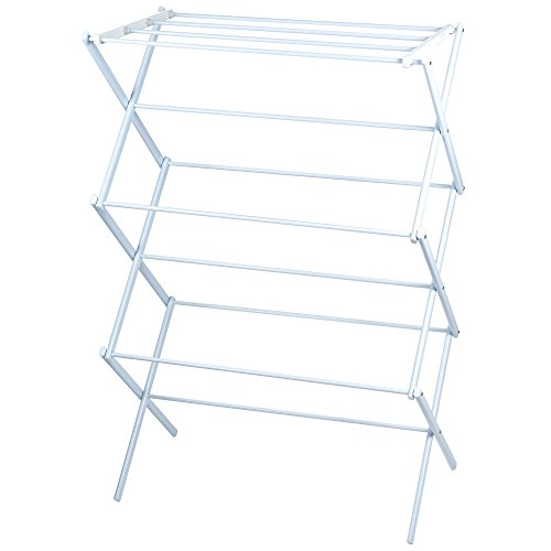 Lavish Home 3-Tier Clothes Laundry Dryer Rack