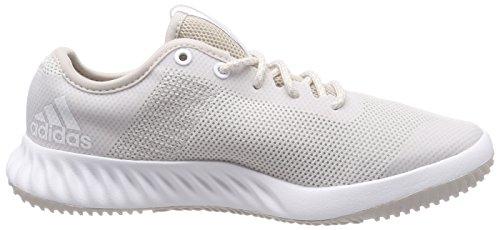 Beige Adidas Femme chalk footwear Pearl Crazytrain Pearl White Lt Fitness chalk De Chaussures rnwBrHqxYZ