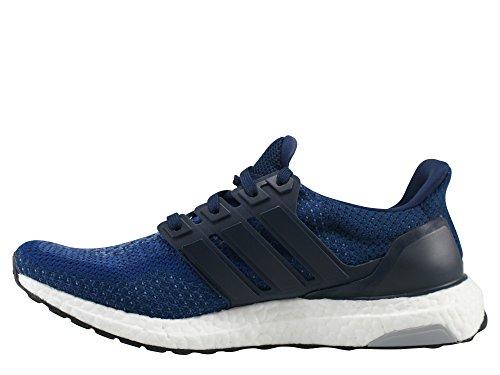 Hommes Adidas Chaussures De Course Ultra Boost M Bleu (bleu (maruni / Maruni / Maosno))
