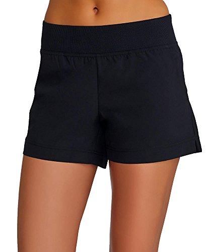 Calvin Klein Performance Commuter Active Shorts, L, Black