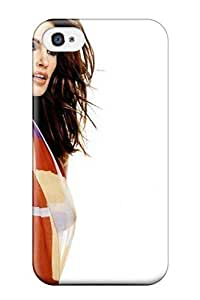 Fashion PC Case For Iphone 4/4s- Cindy Crawford Defender Case Cover WANGJING JINDA