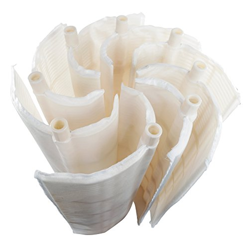 Guardian 60 sq. ft. DE Grid Swimming Pool Filter Set Replaces Filbur FC-9550 Pleatco PFS3060 Unicel FG-2005 by Guardian Filtration Products